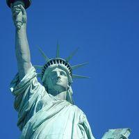 ビジネスクラスで真夏のNYへ 世界一の大都会母娘の珍道中~自由の女神~ウオール街~9/11メモリアル~ブルックリン橋を歩いて渡る~メイシーズでお買い物④