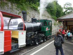 2018年スイス旅行③(ルツェルンからグリンデルヴァルト)