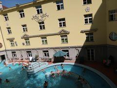 2018.04-05・GW中欧9日間の旅【6】~温泉都市ブダペストで地元の人しかいかないような温泉でサウナを経験&ブダ地区からの絶景を楽しんだ1日~