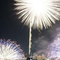 大阪 なにわ淀川花火大会と甲子園