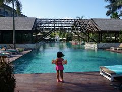 7回目のバリ島 子供二人とホテル滞在