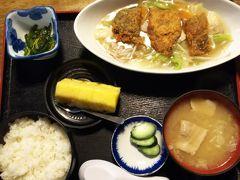 「鰈の唐揚げ定食」が食べたくて…「大沢温泉 湯治屋」 再訪記