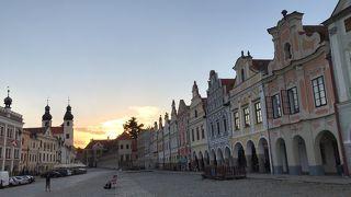 チェコ - ボヘミア・モラビアへのドライブ旅行10日間 - その5(トゥシェヴィツェ、テルチ)