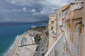 美しき南イタリア旅行♪ Vol.65(第3日)☆Tropea:トロペアのホテル「Palazzo Mottola」スイートルームから素晴らしい絶景♪