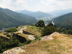 福知山城、竹田城の二城巡り旅
