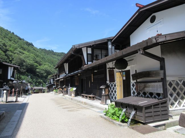 ゆっくり巡った木曽福島