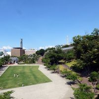 14.妻の親兄弟と飲む甲府1泊 朝の甲府の散歩道 舞鶴城公園その1