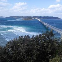 山口県の新旧二大橋梁、錦帯橋と角島大橋を訪ねるドライブ旅行