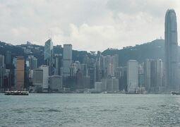 二回目の香港
