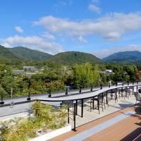 京都出張☆宿泊地に選んだ場所は☆THE 観光地 嵐山~♪ 新しい出張スタイル FIRST CABIN