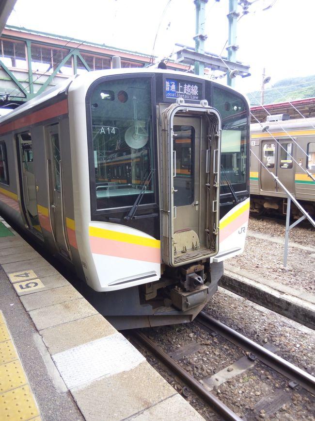 平成最後の夏に北海道東日本パスを利用して旅行してきました。今回は上越線乗車記です。また、こういった旅行記を書くのは初めてなので読みにくい所もあると思いますが、最後まで読んでくだされば幸いです。