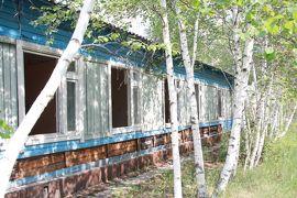 2018年シベリア・サハ共和国ヤクーツクへの旅(10)市内編その3:コサック時代を彷彿とさせる旧市街や可愛い一角もあるヤクーツク