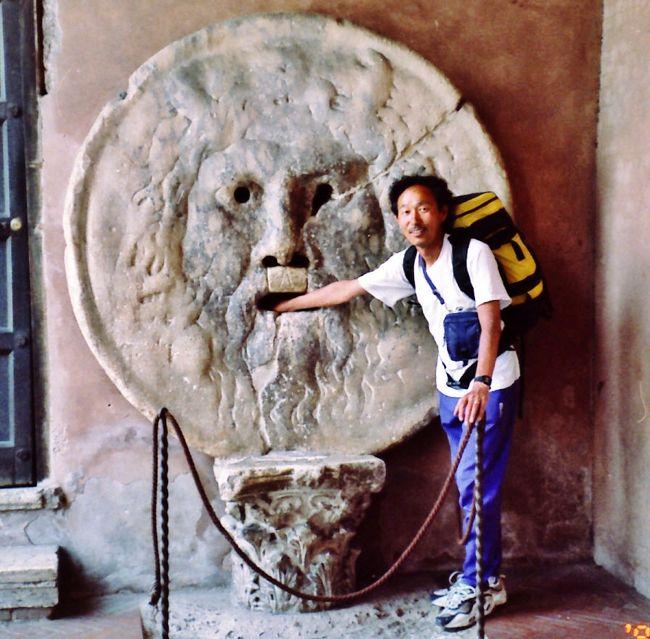 50歳の想い出 ローマ
