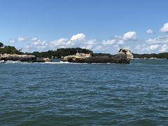 海が眩しい!夏の松島