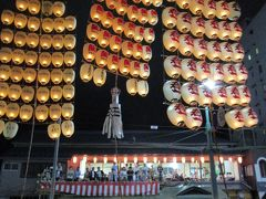東北三大祭りを巡る旅(その1.秋田竿燈まつり)