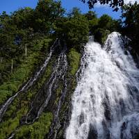 親子3人、レンタカーで950km、北海道の名所巡りをしてきました。 2日目 知床第一ホテルからオシンコシンの滝、小清水原生花園、網走監獄博物館、旭山動物園、美瑛旅の宿陽だまりまで