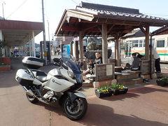 浜坂・加藤文太郎記念館・・・バイク人ラリー帳の旅
