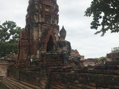 タイ  バンコクからアユタヤ遺跡  そしてプーケット