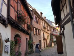 フランス アルザス地方 女ひとり旅1泊2日