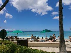 孫とハワイ旅行