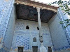 チャーター便直行便で行くウズベキスタン周遊の旅 12 ヒヴァ(博物館都市イチャン・カラ観光) ②