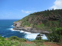 今年のハワイロングステイは、カウアイ島からのスタート!22年ぶりのカウアイ島・・・豪雨で閉鎖されたハナレイ湾。