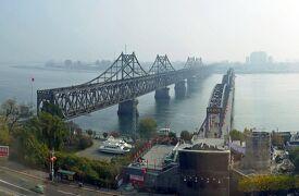 中国東北地方4泊5日(1)【丹東】大江戸温泉のパクり施設で北朝鮮を望む