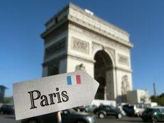 夫婦2人の気まま旅(Day6)パリ