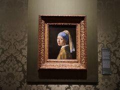 マウリッツハイス美術館【1】Vermeer、Steen etc