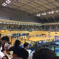 高校総体観戦の犬山・一宮旅行