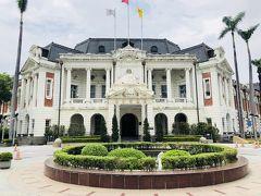 あてもなく台中:大仏、市役所、メシ[2018年8月台湾旅行3]