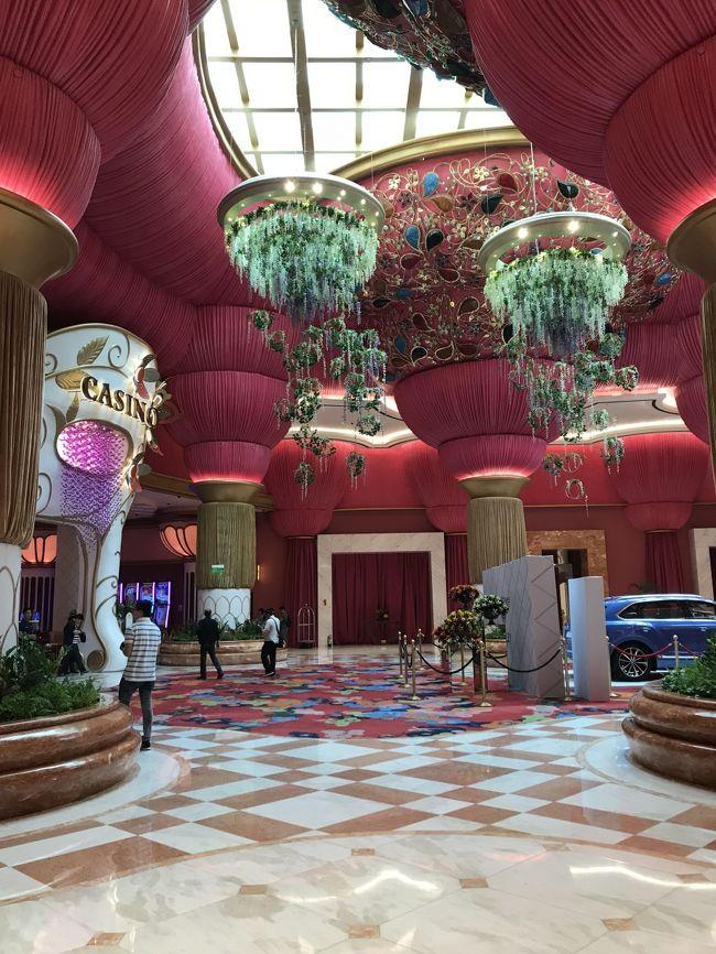 【航空会社】<br /> 日本航空<br /><br />【 ホテル 】<br /> The Peninsula Manila<br /> Okada Manila