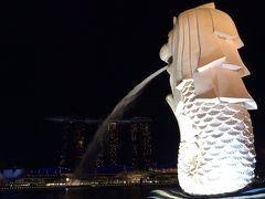 Prambanan,Borobudur and Singapore ⑦~24年ぶり2度目のシンガポール