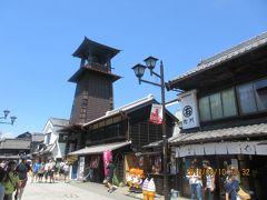 関東周遊・夏のドライブ旅 P1.川越から吉見百穴・館林・茂林寺まで