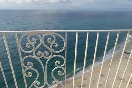 美しき南イタリア旅行♪ Vol.70(第3日)☆Tropea:ホテル「Palazzo Mottola」スイートルームから絶景を優雅に眺めて♪