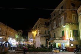 美しき南イタリア旅行♪ Vol.75(第3日)☆Tropea:夜景の美しいトロペア旧市街♪