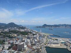 2018 広島から福岡へ移動 関門海峡を見に下関で寄り道