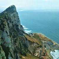 モロッコを往く、おじさん一人旅14日間 no9 ジブラルタル海峡を渡る