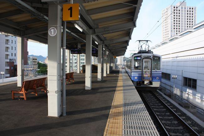 北陸旅行記2017年春(18)えちぜん鉄道三国芦原線乗車編