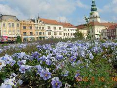 春のチェコとウィーンを巡る(チェコ編) 25 11日目② クロムニェジーシュ