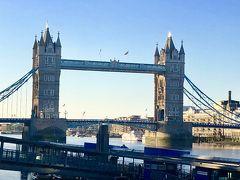 2018年 キャセイパシフィック航空で行く vacance ルーツを辿る Semi Final Tour ~ day 5 ① ロンドン morning run 編 *9