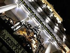 2018年 キャセイパシフィック航空で行く vacance ルーツを辿る Semi Final Tour ~ ロンドン day2② 秘密結社フリーメイソンホール初潜入、オペラ座の怪人鑑賞編 *3