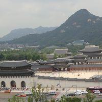 両親とソウル旅
