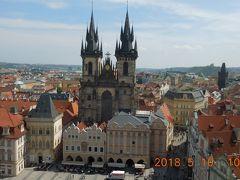 春のチェコとウィーンを巡る(2018年5月) 1 まとめ
