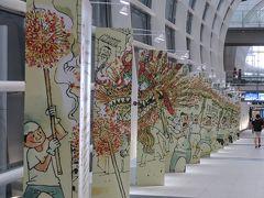 いざバンコク9★娘9か月4度目のタイDay5 おまけ 香港到着!