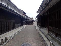 京都奈良へ(24)戦国時代~江戸時代の町並みが残る奈良・今井町(橿原市)