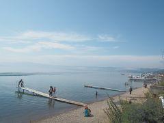 真夏のバイカル湖とイルクーツク