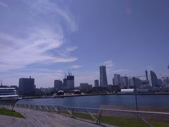 みなとみらい、開港資料館、大さん橋