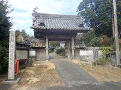 愛知・伊勢志摩の旅(7)志摩国分寺。彫刻と天井画の優れた静かなお寺