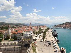 紺碧のアドリア海 クロアチア12日間 ⑥トロギール スプリット